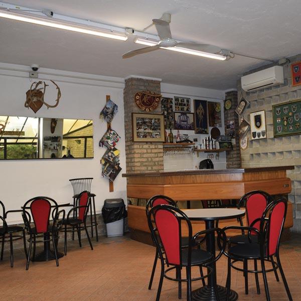 T.S.N. Treviglio / Struttura / Bar