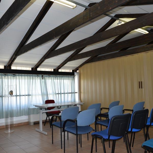T.S.N. Treviglio / Struttura / Sala Corsi