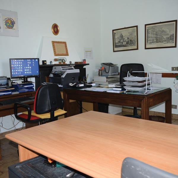 T.S.N. Treviglio / Struttura / Ufficio