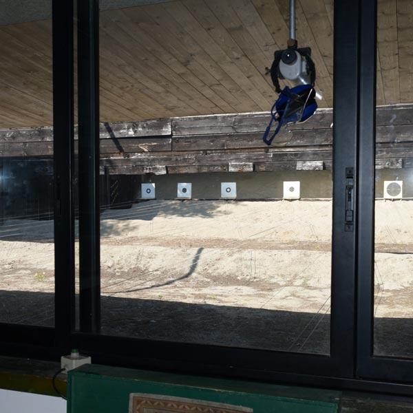 T.S.N. Treviglio / Struttura / Poligono a mt. 50 per Carabina e Pistola Libera cal. 22 l.r. con 6 linee automatizzate 3